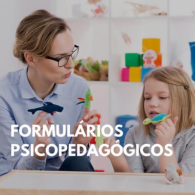 KIT DE FORMULÁRIOS E RELATÓRIOS