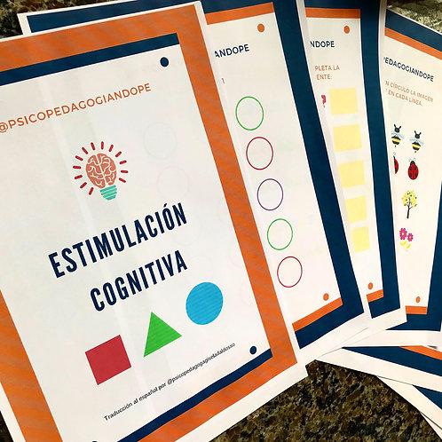 ESTIMULACIÓN COGNITIVA - VOL 1 (ESPAÑOL)