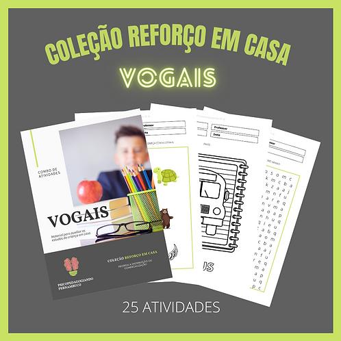 REFORÇO EM CASA - VOGAIS