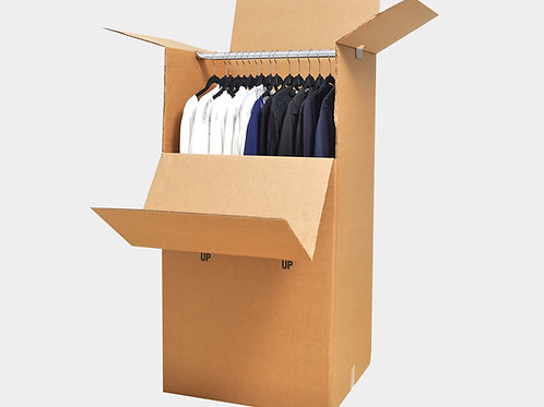 Wall Wardrobe Box Kit