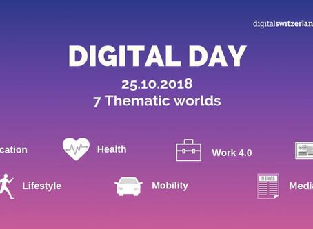2. Digitaltag Schweiz #SwissDigitalDay