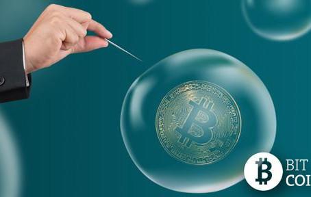 """Die """"Bitcoin""""-Blase sorgt für ein nachhaltiges Wachstum"""