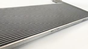 HONDA S2000  小型クーラーコンデンサー