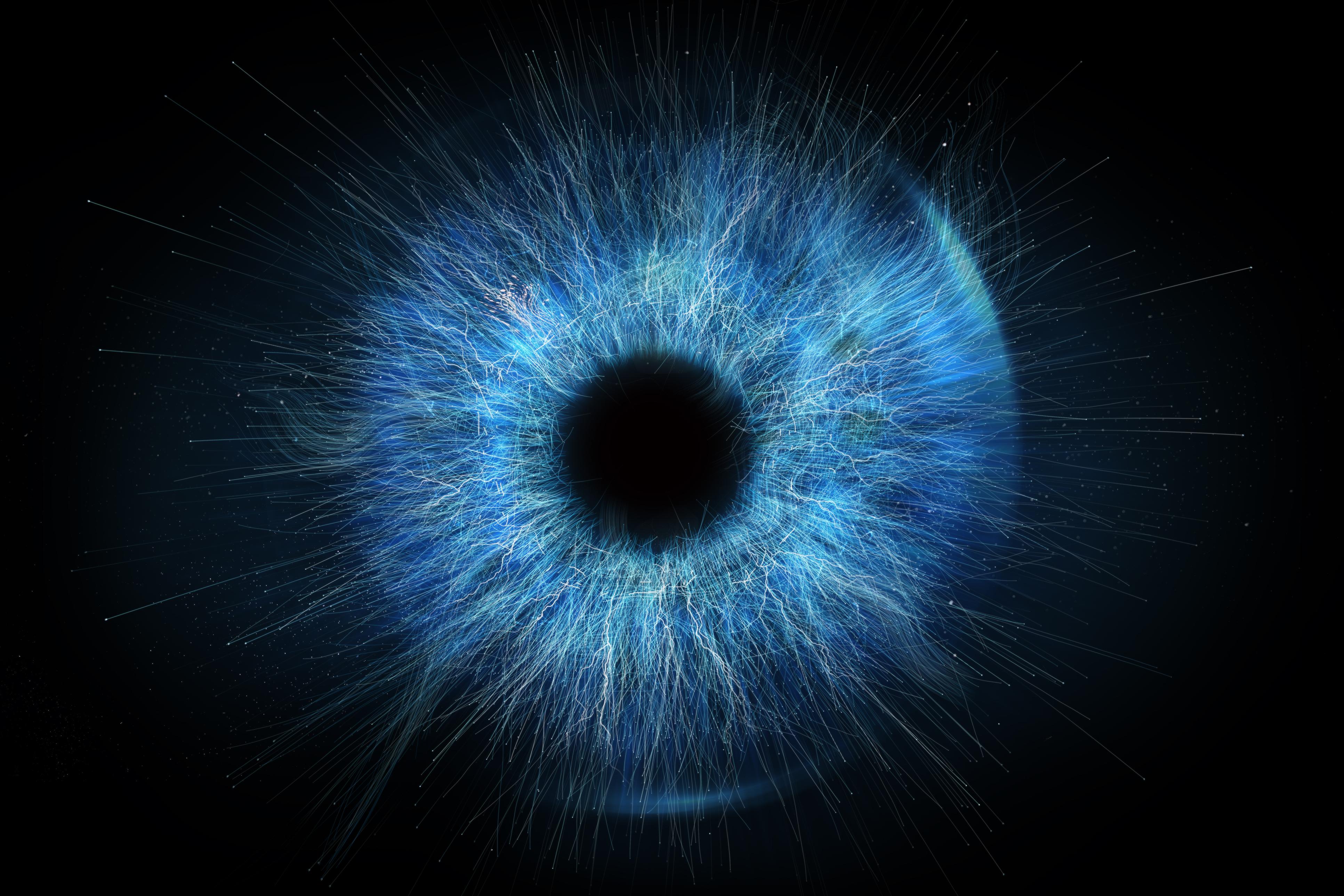 瞳孔の役割は?