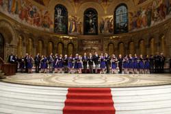 Choir at Stanford