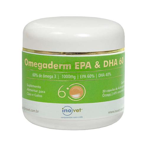 OMEGADERM EPA/DHA 60 1000MG