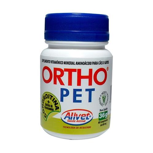 Suplemento Ortho pet 36g