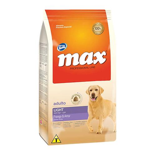 Ração Max P. L. Adulto Light Frango e Arroz 2kg