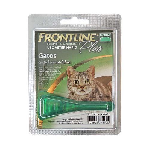 FRONTLINE Gatos PLUS
