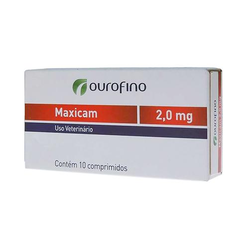 Maxicam blísteres 2,0mg