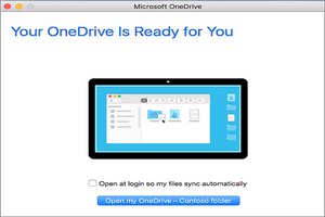 OneDrive synchronization issues on Mac