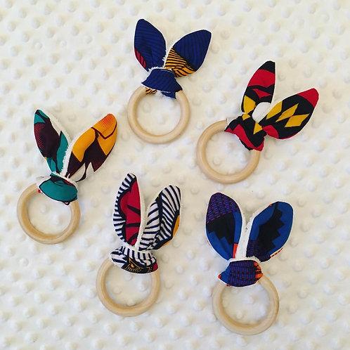 African teething ring