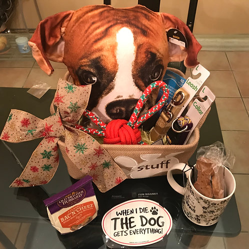 Gift Basket for Your Pup - Large