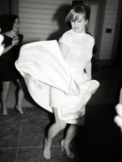 A perfect dancing dress