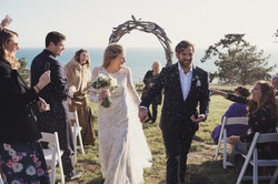 Lavender toss recessional