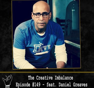Episode 149 featuring Daniel Greaves (The Watchmen / Serlin Greaves)