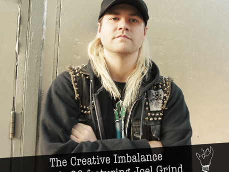 Episode 96 featuring Joel Grind (Toxic Holocaust)