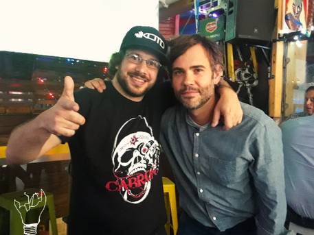 Episode 59 featuring Rossif Sutherland
