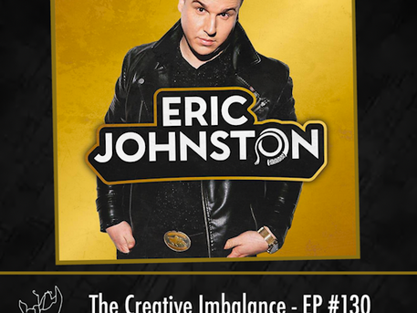 Episode 130 featuring Eric Johnston