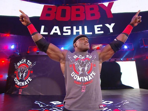 Episode 30.5 featuring Bobby Lashley (and More!)