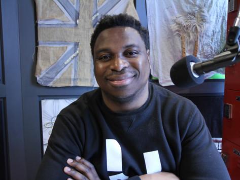 Episode 49 featuring Thompson Egbo-Egbo