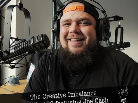 Episode 106 featuring Joe Cash