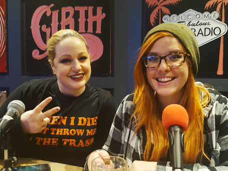 Episode 14 featuring Dead Glamour Girlz