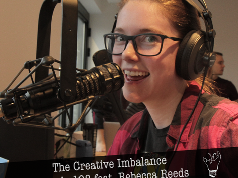 Episode 108 featuring Rebecca Reeds