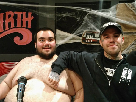 Episode 35 featuring The Buffalo Brothers