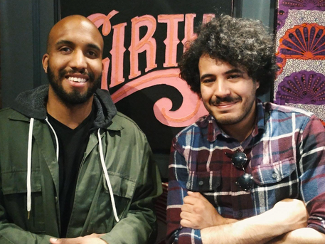 Episode 24 featuring Michael Moses &AJ Bate