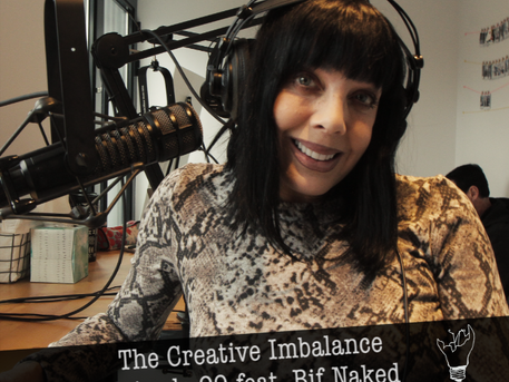Episode 99 featuring Bif Naked