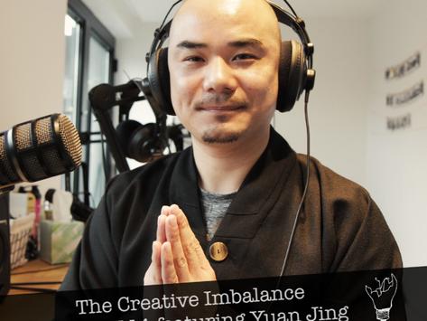 Episode 114 featuring Yuan Jing (Shaolin Monk)
