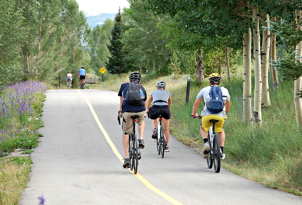 Breckenridge Easy Biking acclimate adjust to altitude, altitude sickness