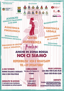 LCANIDNA-cav-penelope-viterbo-ZONA-ROSSA
