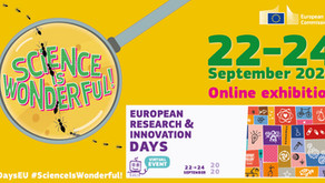 PROLIFIC will participate in Science is Wonderfull 2020!