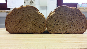 New product! Bread made with peas and chickpeas proteins