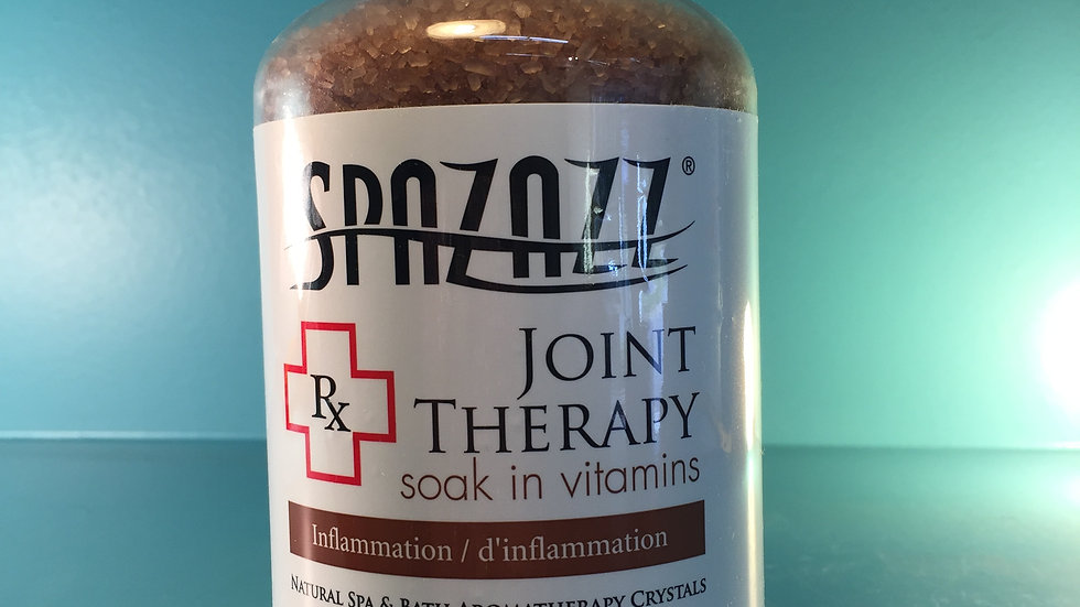 Spazazz Rx Joint Therapy Inflammation