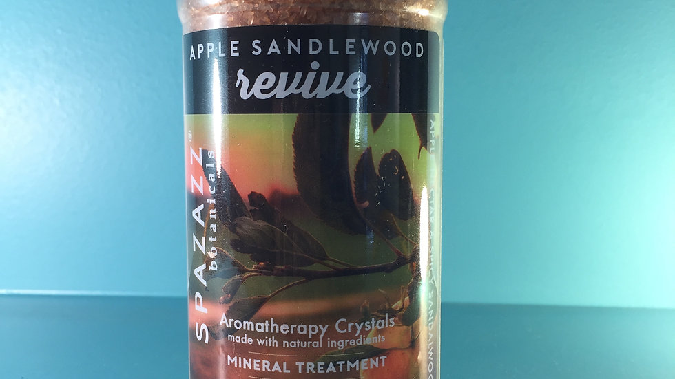Spazazz Original Apple Sandalwood - Revive