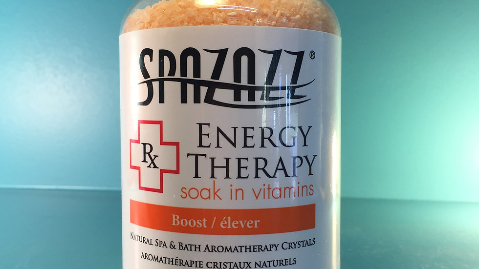 Spazazz RX Crystals Energy Therapy