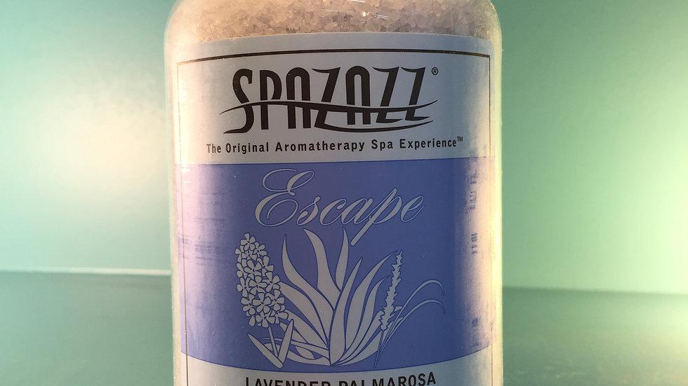 Spazazz Escape Lavender Palmarosa Relax