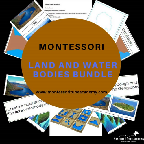 Land and water bodies bundle