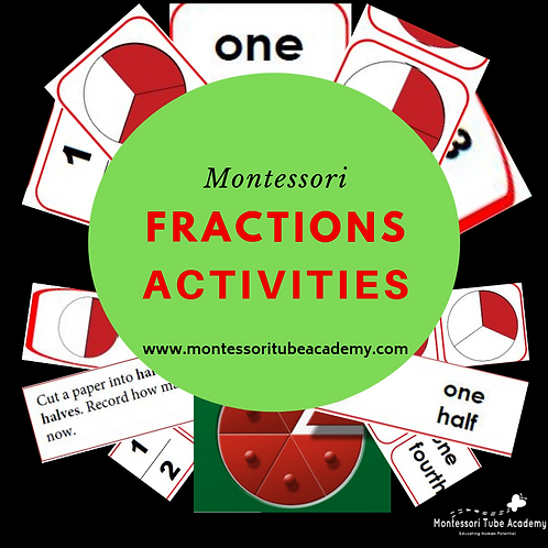 Fractions Follow up activities