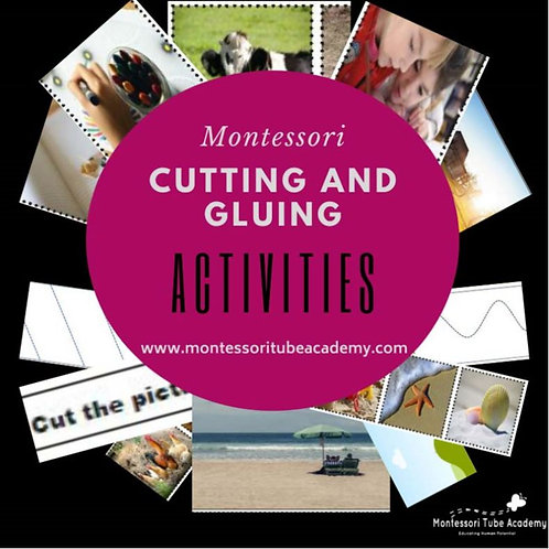 Cutting and Gluing Activities
