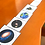 Thumbnail: Cosmic address mat + set of stickers