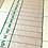 Thumbnail: Montessori green series Mat