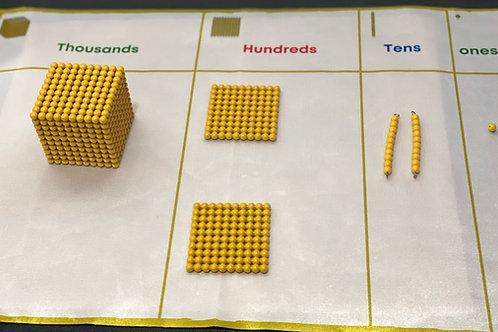 Montessori Bring Me Game Mat