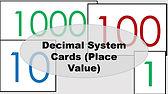 Decimal system cards.JPG