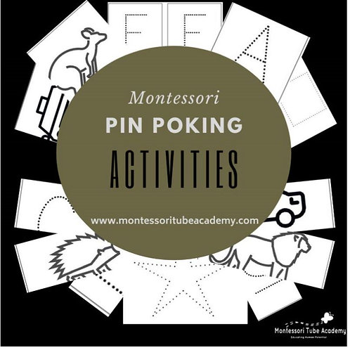 Pin Poking Activities