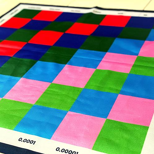 Montessori Decimal Checkerboard