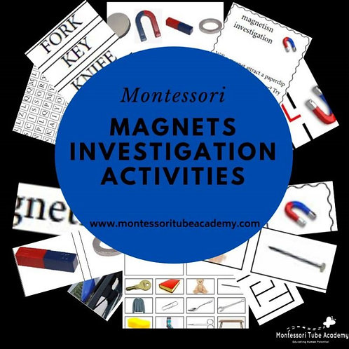 Magnets Investigation Activities